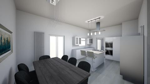 KitDining3 - Modern - Living room  - by schristie1