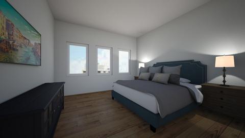 City Bedrrom - Bedroom  - by Na Fam