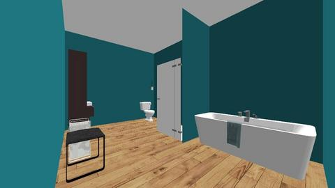 bathroom - Bathroom  - by m3y3rs