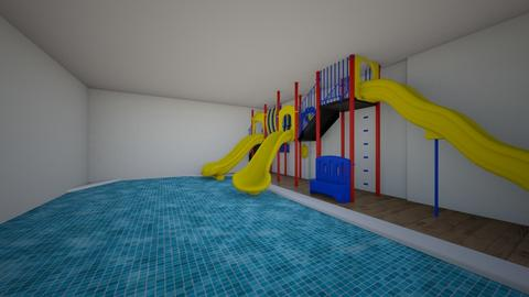 anther play room - Kids room - by c0tt0ncandy555