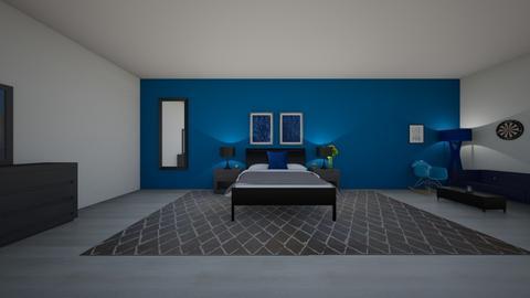 blue sea - Bedroom  - by w167955