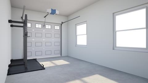 1 Car Garage Template - by rogue_5dd90b4278b712515fdb96bdb0aed