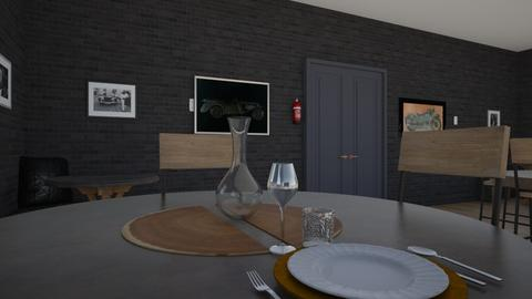 barrrr6 - Vintage - Kitchen  - by prixxborges96