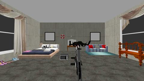 Qween - Living room - by Coco Joe