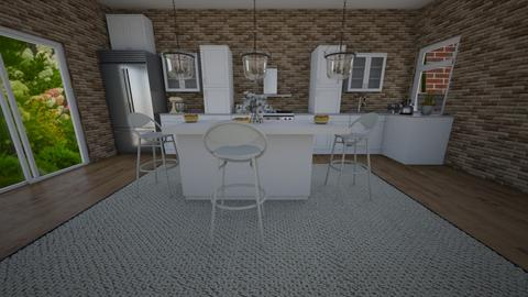 play time - Modern - Kitchen  - by hicran yeniay