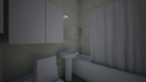 Alina - Bathroom  - by Signatiuc