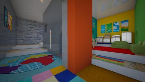 playroom part 5 - Kids room  - by Amyz625