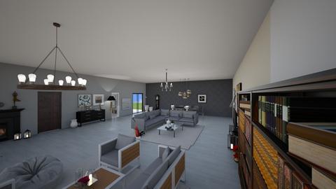 house 4  - Modern - by laura cunaku