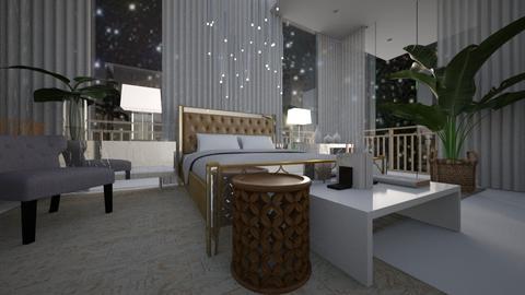 estrellas - Bedroom  - by ana111