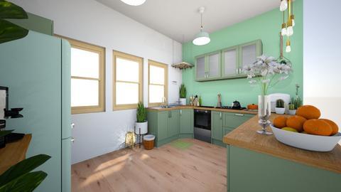 my kitchen - by Onn