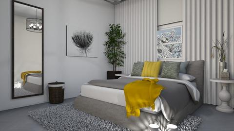 M_ Blossom - Bedroom  - by anastasyav