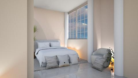 Aura - Bedroom  - by Meghan White