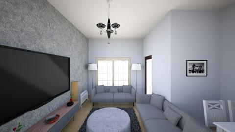 salon son hali 28 - Modern - Living room  - by filozof