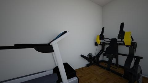 gym - by love beyblade