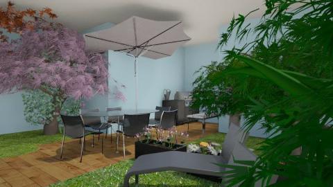 dfghji - Modern - Garden  - by marvelentza