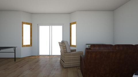 Ethans Rec room - Living room  - by bjorlie