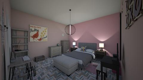 HAB20AS21 - Bedroom  - by Andydecor