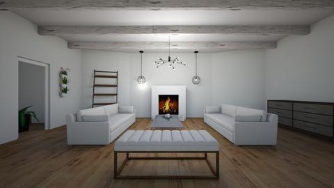 Modern Living Room - Living room  - by benjaminn62
