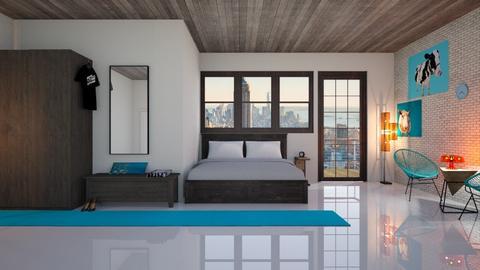 IP Diego - Bedroom - by KittyPrincess77