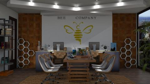 bee company - Office  - by nat mi
