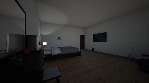 habitacionluisa - Modern - Bedroom  - by luisafernan93