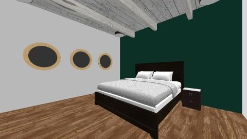 kkl - Bedroom - by hannahre