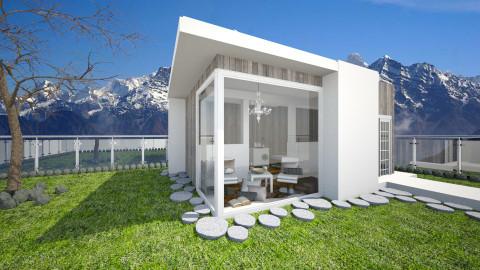 Mountain cabin - Modern - by Keliann