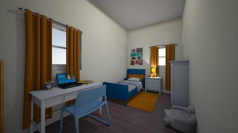 Complimentary Kids Room - Kids room  - by 21amoorer