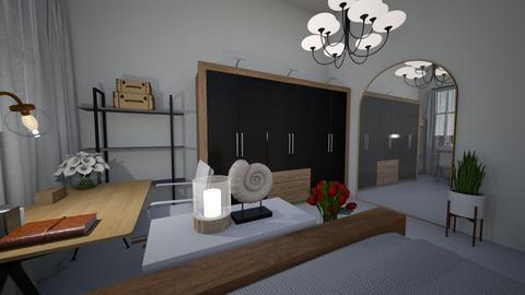 my room - Bedroom  - by Sheen Lei