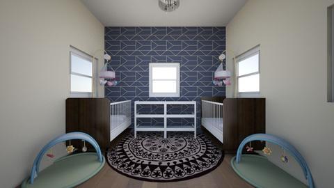 Baby Nursery - Kids room - by xxAveBearxx