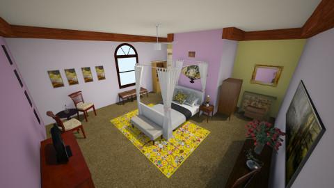 M. V. Teenage Room - Bedroom  - by Dada Mu_50