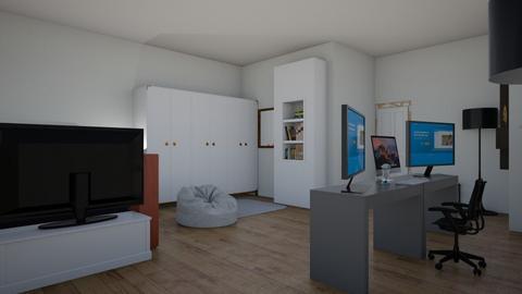 MI HABITACION PARA MAYOR - Modern - Bedroom - by Diegus50