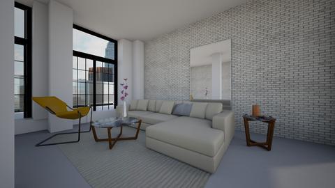 Reid - Living room - by bcandee