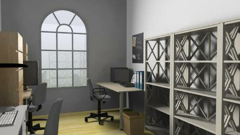 cai - Classic - Office  - by liero