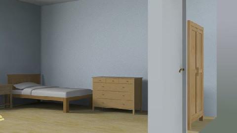 my bedroom - Minimal - Bedroom  - by melissa62