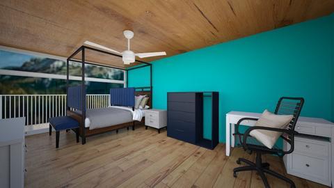 My childhood dream room - Bedroom  - by Bravetail
