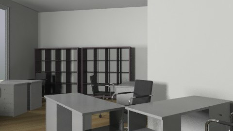 New - Floor 3 - Classic - Office  - by yuricoder