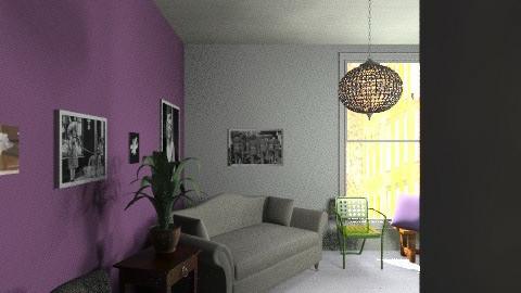 Hallway - Vintage - by kyndalm