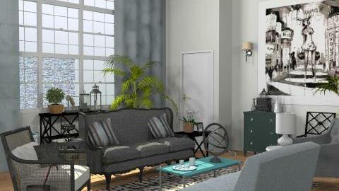 Icey - Classic - Living room  - by lolikawaii