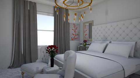 pinterest room - Bedroom  - by txyria