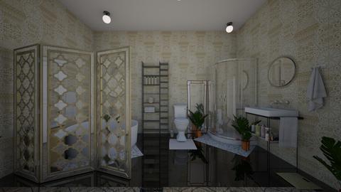 Bathroom - by Cool Coder Girl