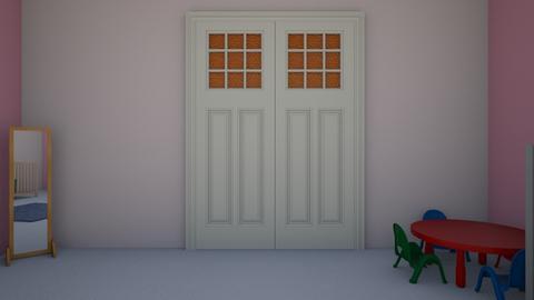 quarto da antonella - Feminine - Kids room - by ultravioleta