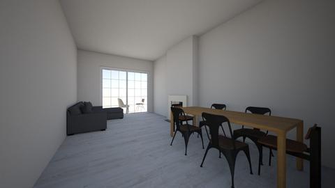 Carol e Joao  - Minimal - Living room  - by Susana Pinto