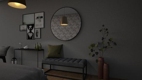 Terra - Bedroom  - by Noa Jones