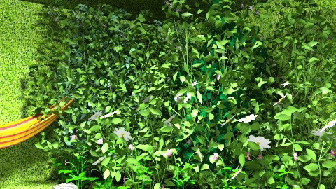 foresta - Classic - Garden  - by riccaroandrea