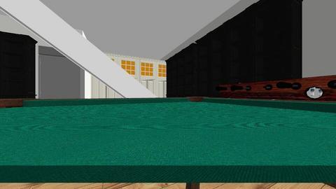 basement - Modern - by michellelin22