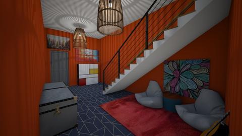 Maxamalistic hallway - by Ahmedb