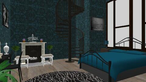 5 - Modern - Bedroom - by mariannee1