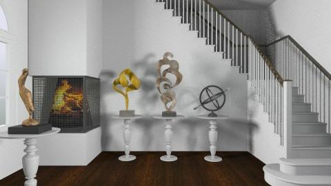 Museum - Rustic - by Klaudia Zajdel