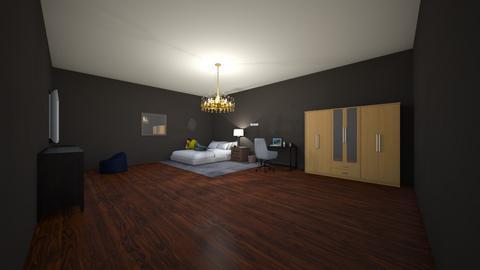 Big Brother Bedroom - Bedroom - by Princesswhatever
